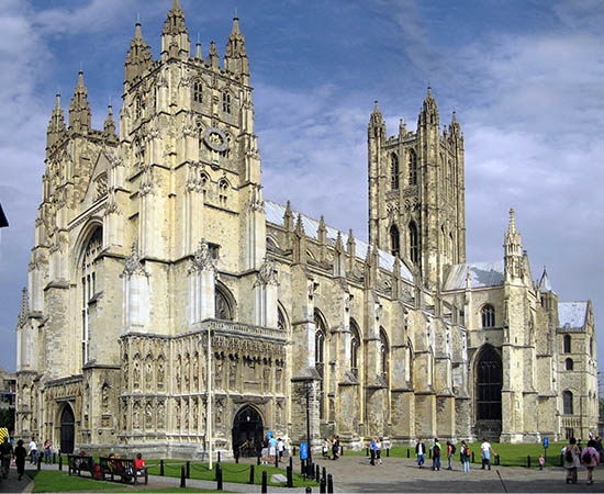 زیباترین کلیساهای جهان