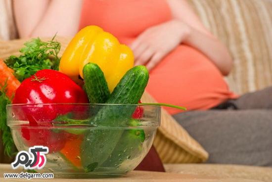 تغذیه در بارداری و سوالات درباره تغذیه دوران بارداری