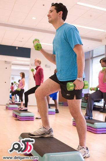 تمرینات هوازی برای بدنسازی و تناسب اندام
