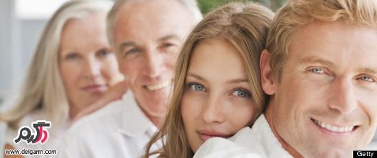 رابطه همسر و خانواده