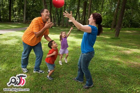 آموزش بازیهای مفید با کودک و بازی های والدین با کودک