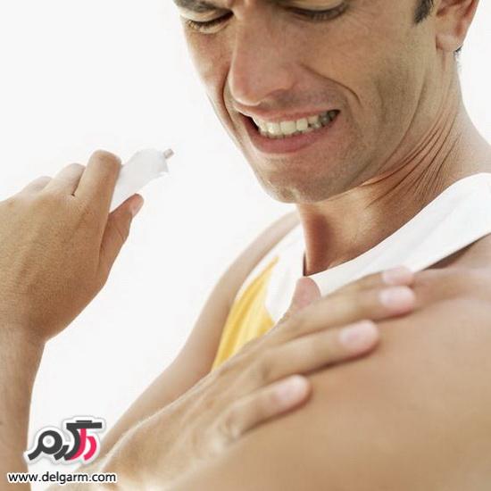 گرفتگی عضلات در ورزش و راه حل گرفتگی عضلات در ورزش
