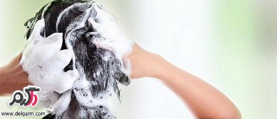 آشنایی با انواع مو و روش شستشوی انواع مو