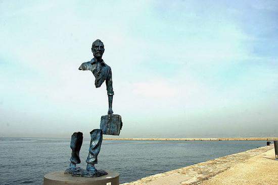 جالب ترین مجسمه های جهان