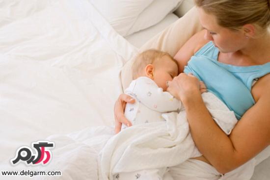 نکات مهم تغذیه مادر در دوران شیر دهی