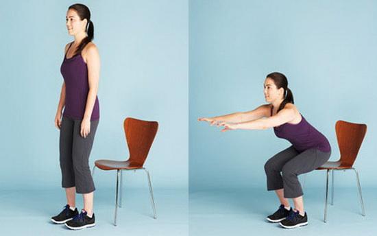 آموزش حرکات ورزشی صبحگاهی
