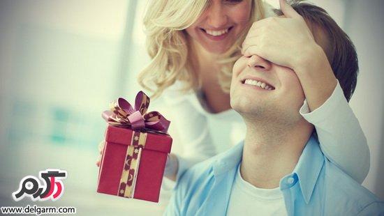 سورپرایز کردن شوهر