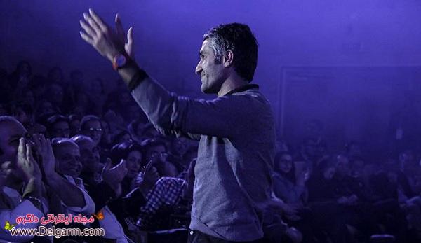 عکسهایی از کنسرت رضا یزدانی با حضور پژمان جمشیدی، سام درخشانی، بهرام رادان