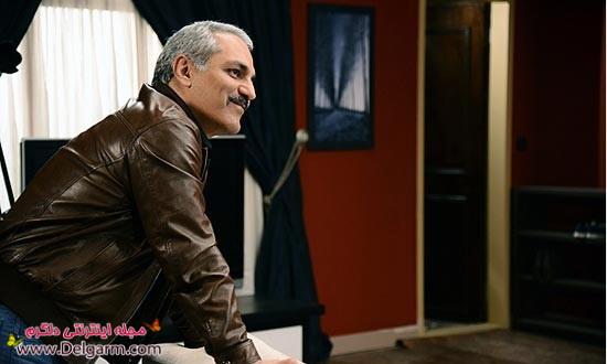 عکس های دیدنی از سریال شوخی کردم مهران مدیری
