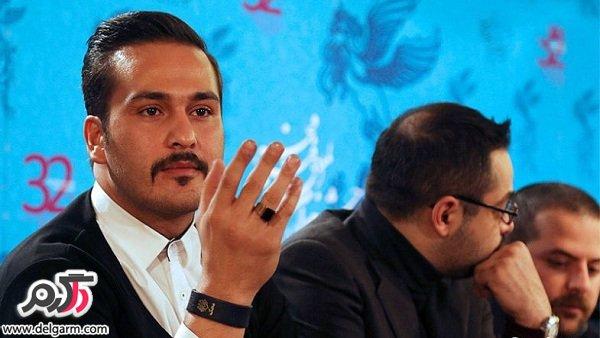 عکسهای هانیه توسلی، میلاد کی مرام و میترا حجار در نشست خبری فیلم سینمایی «خط ویژه»