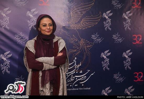 تیپ های متفاوت یکتا ناصر در جشنواره فجر 92