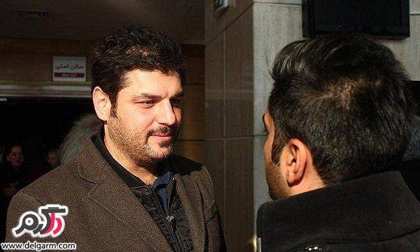 عکس جدید سام درخشانی/بهمن 92