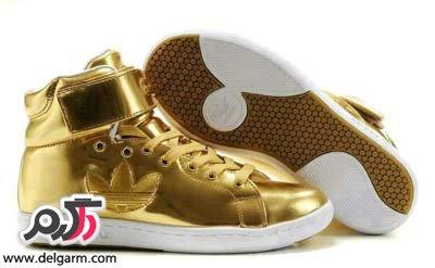 جدیدترین مدلهای کفش اسپرت دخترانه نوروز 93