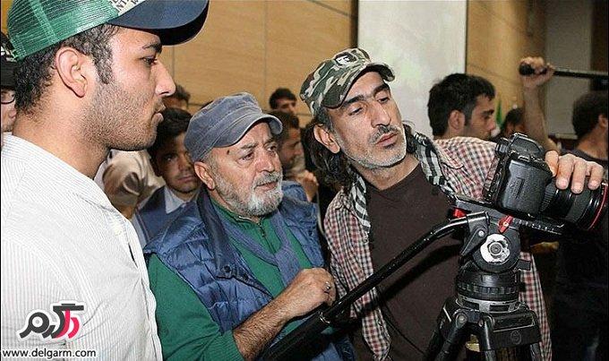 تصاویر بازیگران و عوامل سریال پایتخت 3 در اردوی تیم ملی فوتبال
