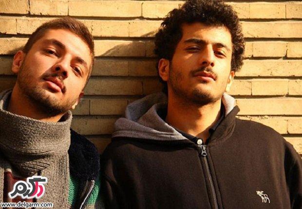 عکسهای جدید علیرضا جعفری بازیگر جوان ایرانی