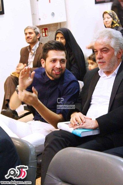 تصاویر جدید محسن افشانی بازیگر مرد