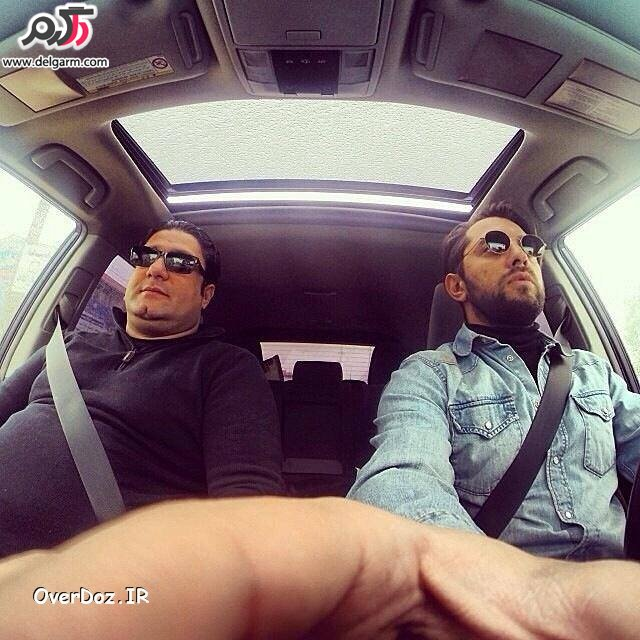 جدیدترین تصاویر بهرام رادان بازیگر ایرانی/فروردین 93