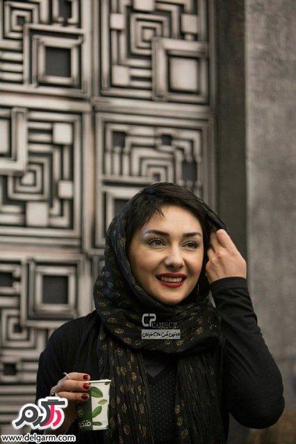 جدیدترین عکسهای هانیه توسلی و میلاد کی مرام در اکران فیلم خط ویژه