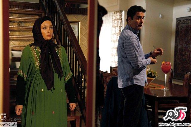 عکسهای سریال نیلی تر از مهتاب (شبکه سه) +بازیگران و خلاصه داستان