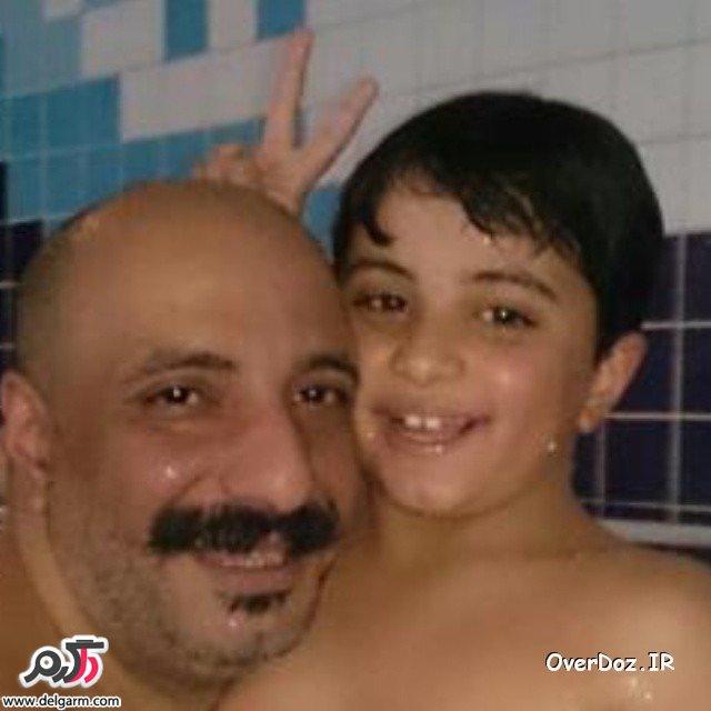 تصاویر زهرا امیر ابراهیمی و همسرش
