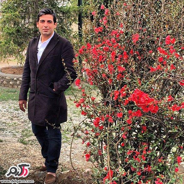 عکسهای دیدنی و جدید حمید گودرزی/فروردین 93