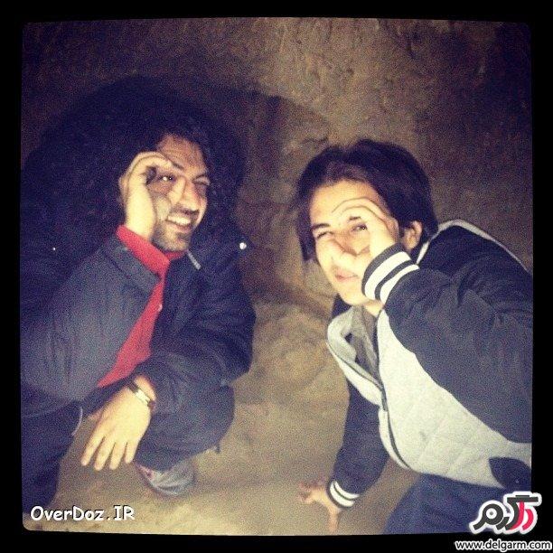 عکسهای جدید و زیبای اشکان خطیبی/اردیبهشت 93