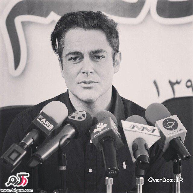 عکسهای جدید و دیدنی محمدرضا گلزار/اردیبهشت 93