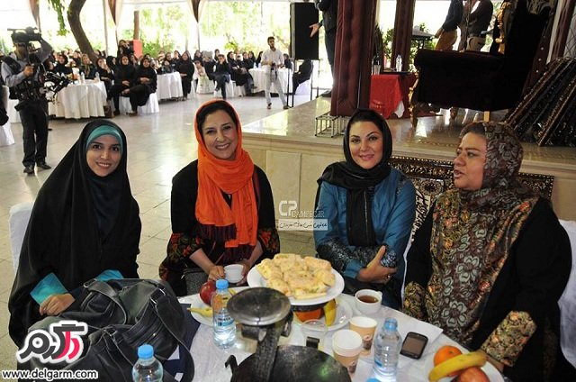 تصاویر دیدنی بازیگران در مراسمی بمناسبت روز مادر