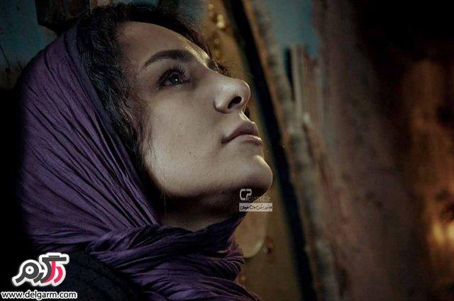 تصاویر جدید و زیبای هانیه توسلی/خرداد 93