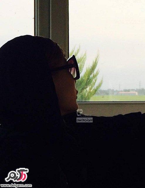 مجموعه عکسهای جدید و بسیار دیدنی حدیث میرامینی بازیگر سریال ستایش
