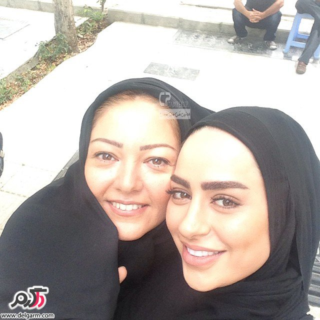 عکسهای متنوع و دیدنی سمانه پاکدل بازیگر/شهریور 93
