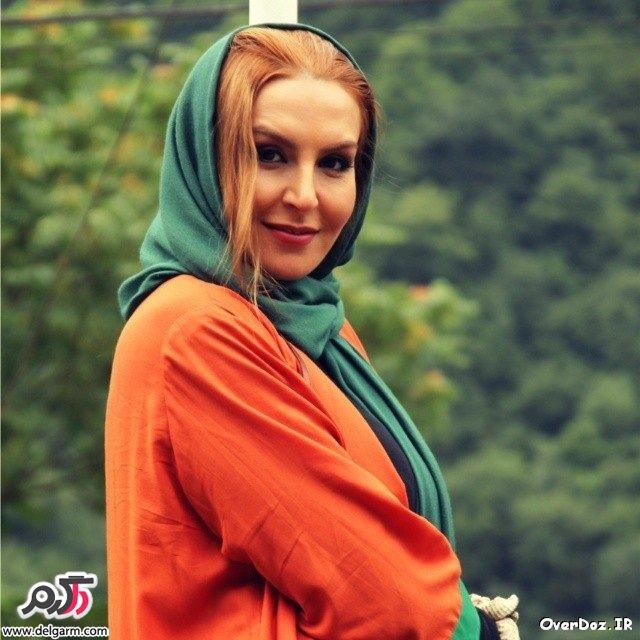گالری تصاویر شخصی و دیدنی آزیتا ترکاشوند بازیگر/شهریور 93