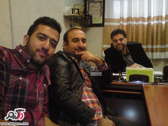 جدیدترین تصاویر مهران احمدی بازیگر/شهریور 93