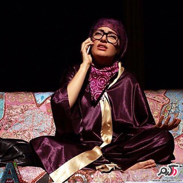 گالری تصاویر کمیاب و بسیار زیبای مهناز افشار/شهریور 93