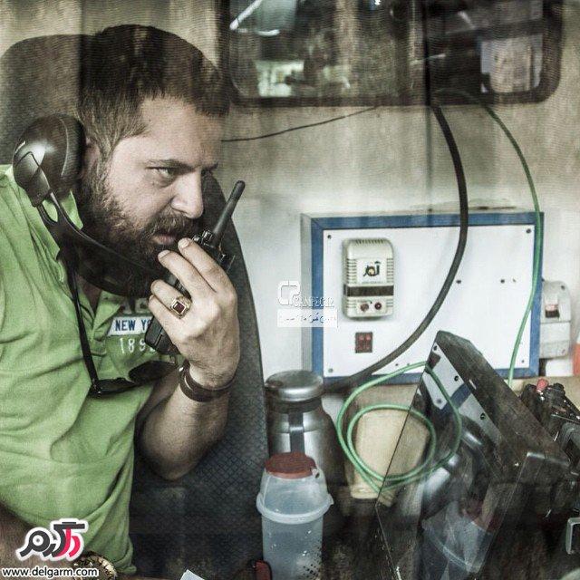 گالری تصاویر شخصی و جدید هومن سیدی بازیگر/شهریور 93