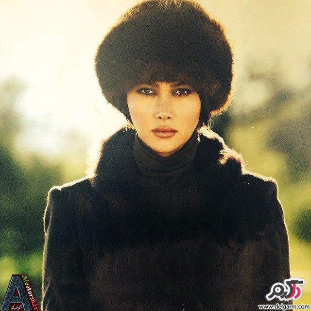 جدیدترین عکسهای آنا نعمتی/شهریور 93