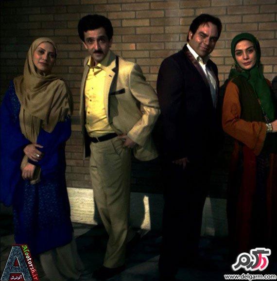 گالری تصاویر شخصی شهرام قائدی بازیگر/شهریور 93