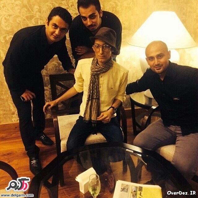 مجموعه تصاویر جدید و دیدنی خواننده محبوب ایرانی مرتضی پاشایی+بیوگرافی