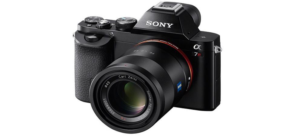 دوربین 36 مگاپیکسلی سونی