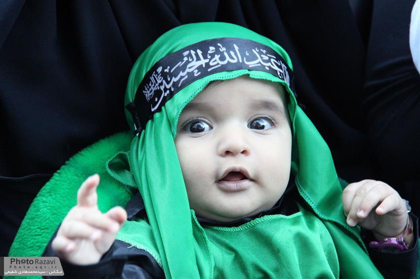 Image result for شیرخوارگان حسینی