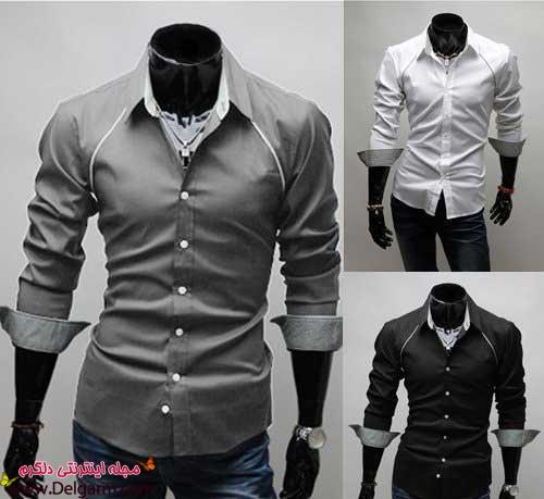 پیراهن مردانه اسپرت و شیک