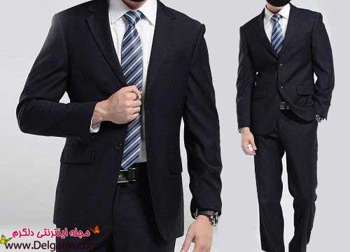 عکس جدید کت و شلوار مردانه دامادی