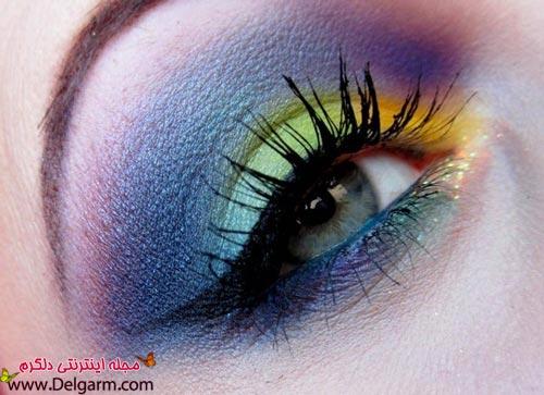 سایههای عجیب غریب و زیبا چشم
