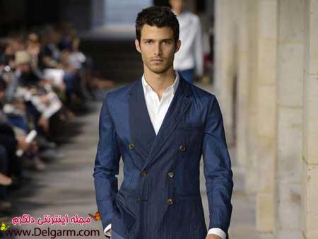 مدل مو مردانه بسیار جذاب 2014