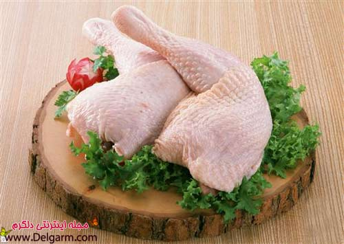 گوشت مرغ و فواید گوشت مرغ