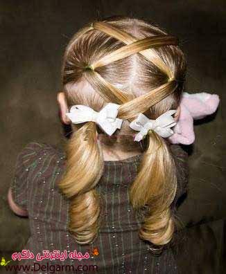 مدل موی دختر کوچولوها