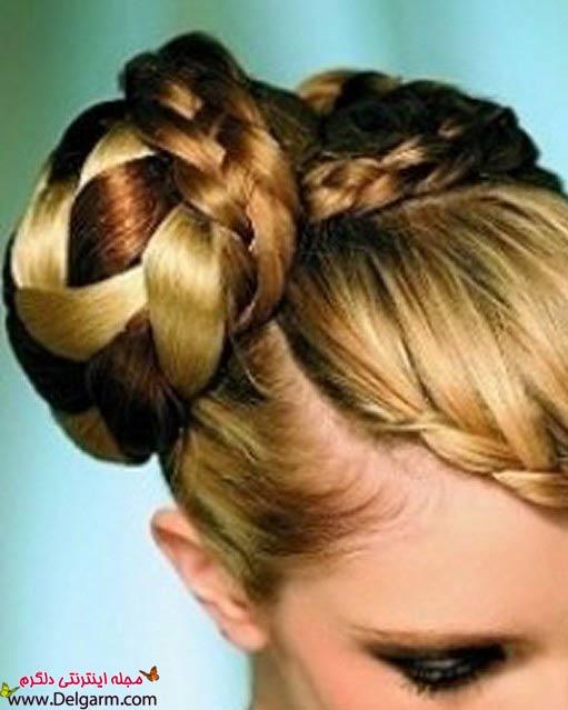 توصیههایی برای آرایش مو