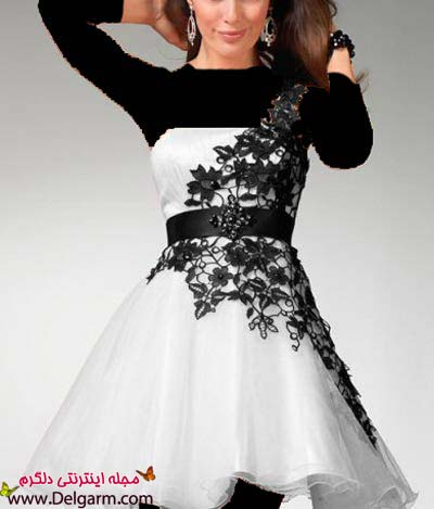 مدل لباس مجلسی و مناسب دختران جوان