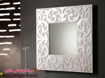 در هر قسمت خانه آینه ها را کجا نصب کنیم؟