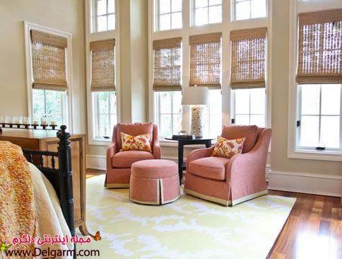 انواع پرده و راهنمای انتخاب پرده مناسب منزل